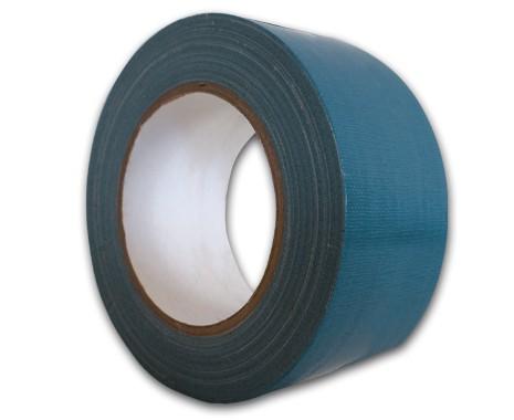 Gewebeband 50 mm breit, Farbe blau