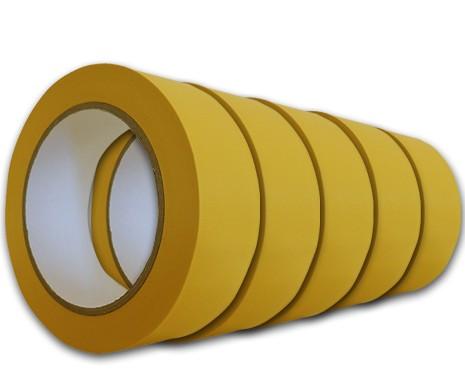 5er Set Klebeband PVC, 38 mm breit