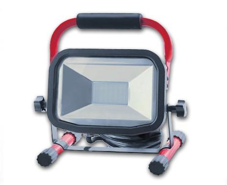 LED Baustrahler - 30W LED-Arbeitsleuchte