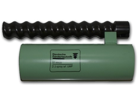 D3 Rotor Stator, UMP spray, weißgrün
