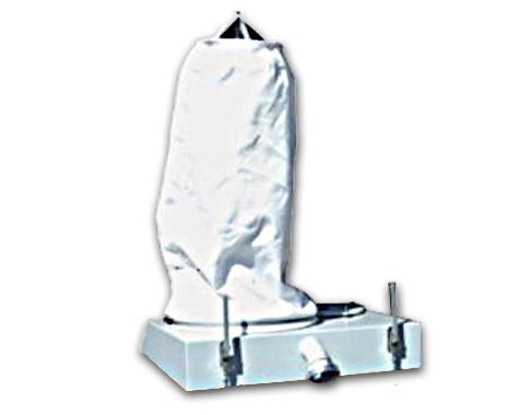 PFT G4 Einblashaube mit Monofilter ohne Sonde