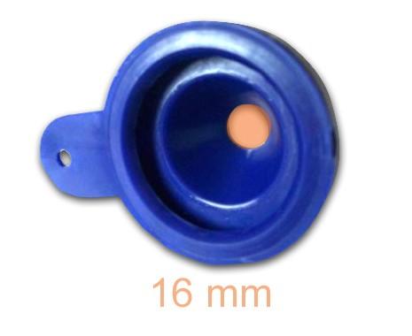 Feinputzdüse Gr. 16 mm, konisch