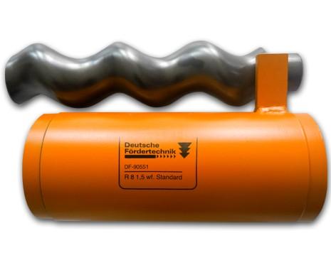 R8 1,5 Rotor Stator, Standard, orange
