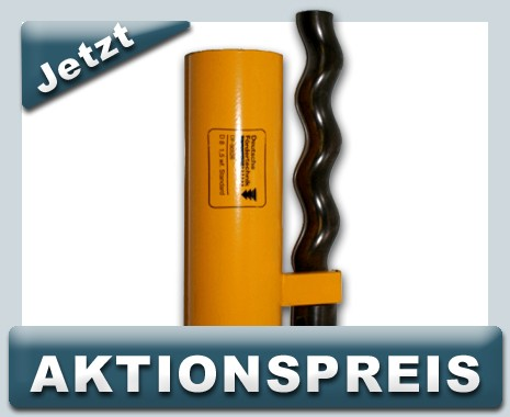 D8 1,5 Rotor Stator, Standard, gelb - AKTIONSPREIS