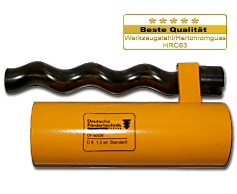 D8 1,5 Rotor Stator, Standard, gelb