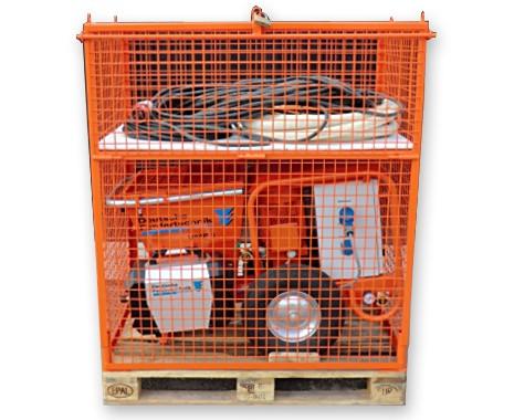 Transportbox für UMP 1 Mischpumpen